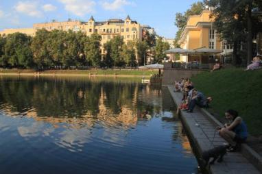 Patriarch's Pond 2